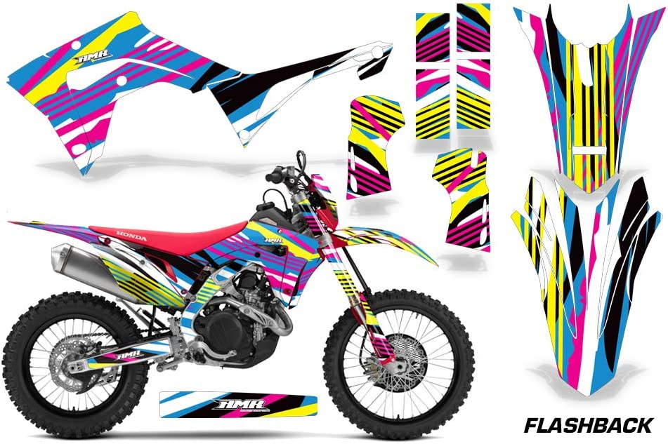 AMR Racing Clearance Super sale SALE Limited time MX Dirt Bike Graphics kit Sticker Decal Compatible wi