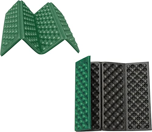 discount 2PCS Camping Foam Pad - Folding Camping Mat Pad Lightweight Foam Sitting Pads Seat high quality Pad Portable Outdoor 2021 Sitting Mat for Picnic, Hiking, Backpacking, Mountaineering, Trekking outlet online sale