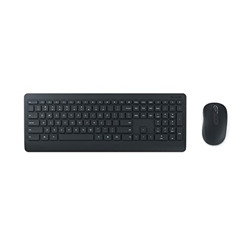 Microsoft Kit Clavier AZERTY + Souris sans Fil Desktop 900 USB