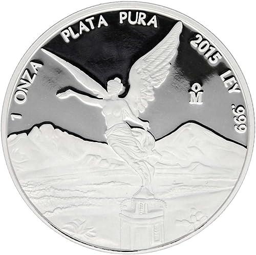 primera vez respuesta 1oz México 2016Libertad Victoria Diosa Diosa Diosa Pulido Placa 1onza 999plata  mas preferencial