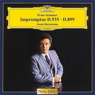 Schubert: Impromptus, D 899 & D 935