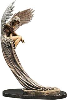 In Resina Di Alta Qualit/à Per Decorativa Da Parete Per Soggiorno//Camera Da Letto Scultura Artistica Di Angelo - 3D Angel Statua
