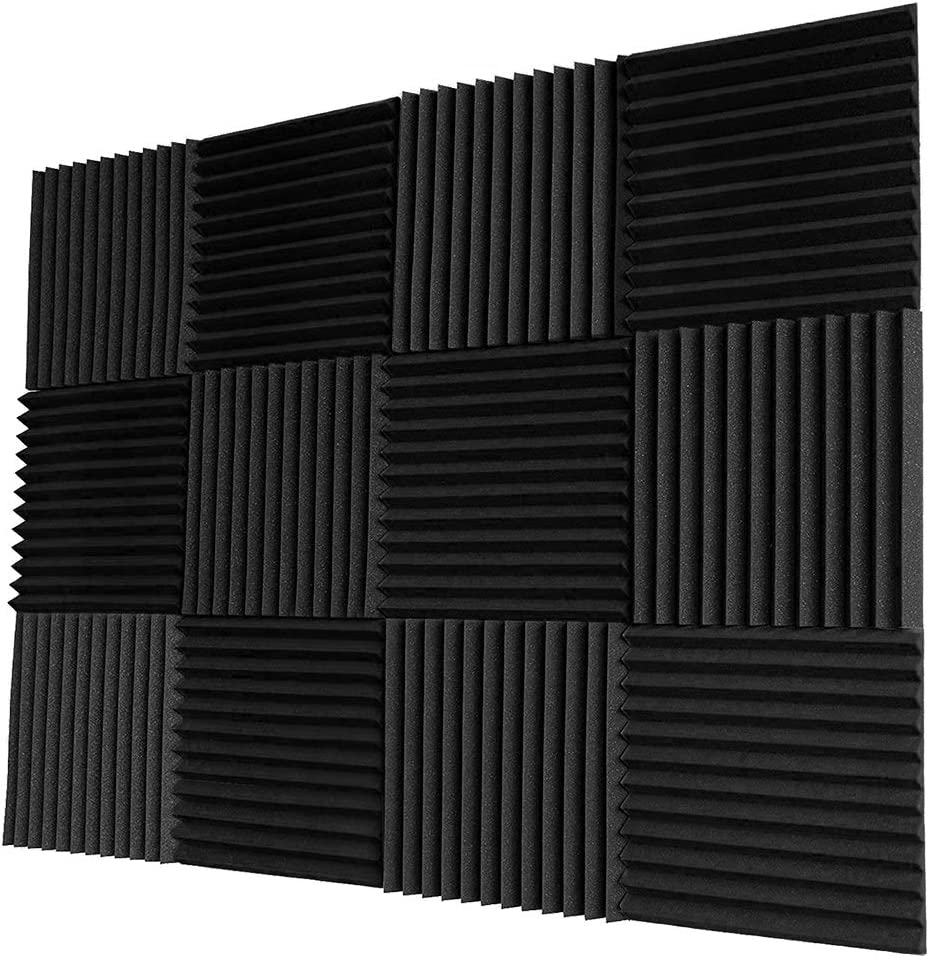 Acoustic Panels Special price for a limited time Studio Foam Cheap mail order sales Sound Dampening F Proof Noise