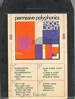 ENOCH LIGHT BRIGADE: Permissive Polyphonics 8 Track Tape