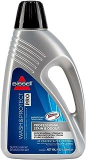 BISSELL Formule Wash & Protect Pro | A utiliser avec nettoyeurs de tapisserie et moquettes | 1089N