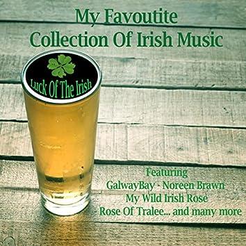 My Favoutite Collection Of Irish Music