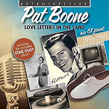 Pat Boone: Love Letters in the Sand