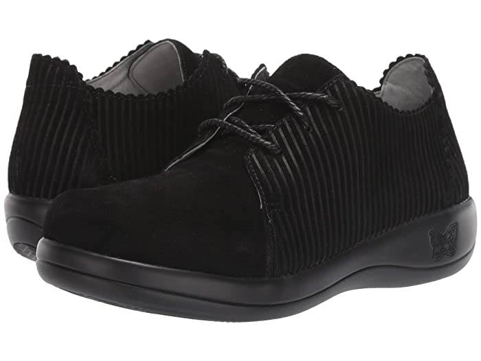 Alegria  Pyper (Capt. Corduroy Black) Womens  Shoes
