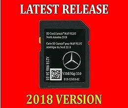 New SD Card Garmin Map Pilot 2018 2019 Mercedes-Benz Navigation Part A2189063403