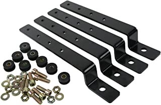 hard saddlebag mounting brackets