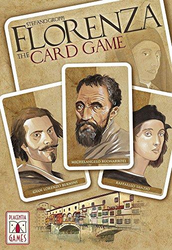 Unbekannt Placentia Games Florenza Kartenspiel
