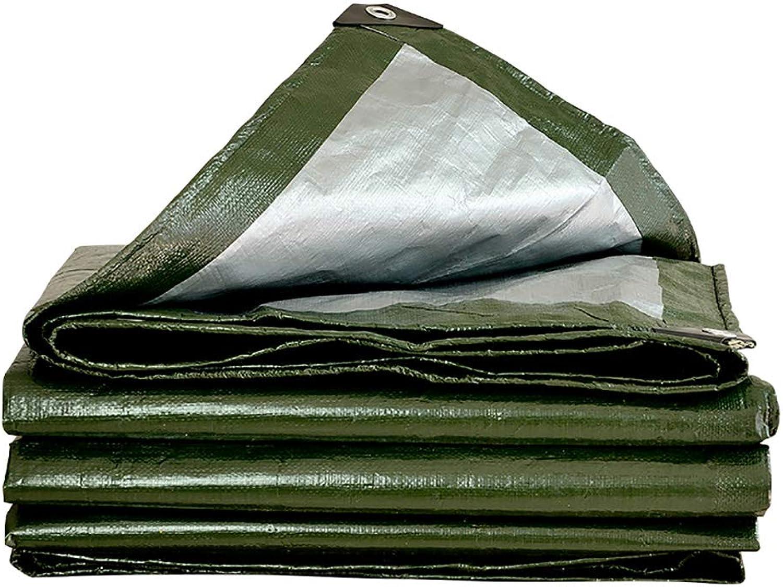 Qifengshop Plane PE Verdicken Sie wasserdichte Auenblende Tuch Balkon Poncho Crop Abdeckung Autoschuppen 180 g Quadratmeter Mehrere Gren