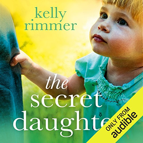 The Secret Daughter audiobook cover art