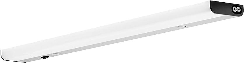 LEDVANCE Lijnarmatuur LED: voor kastonderzijden, LinearLED Flat / 12 W, 220…240 V, stralingshoek: 120, Koel wit, 4000 K, b...