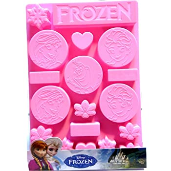 Frozen Silicone Baking Tray Muffin Pan Ice Cube Chocolate Candy Mold
