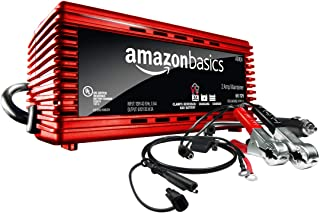 AmazonBasics Battery Charger 12 Volt 2A