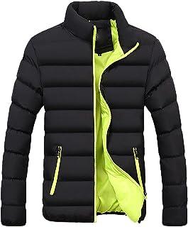 a188402eb Amazon.com: Greens - Leather & Faux Leather / Jackets & Coats ...