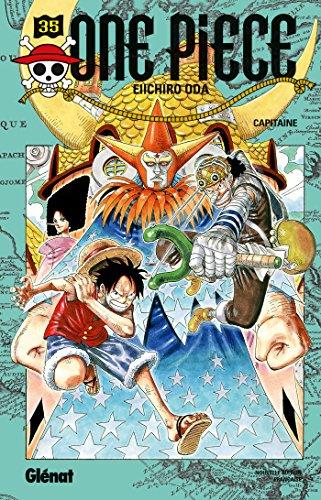 One Piece - Édition originale - Tome 35 : Capitaine