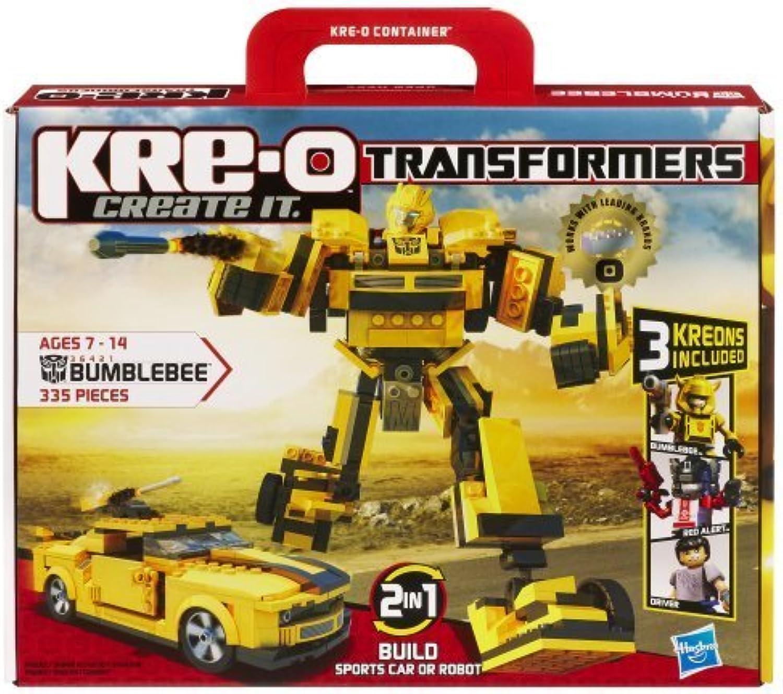 más descuento KRE-O Transformers Bumblebee Bumblebee Bumblebee Construction Set (36421) by KRE-O  gran descuento