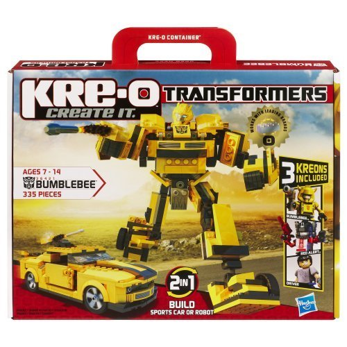 KRE-O Transformers Bumblebee Construction Set (36421) by KRE-O