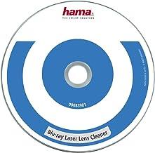 Hama Blu-Ray de nettoyage (pour tête de lecture, pour éliminer la poussière dans les..