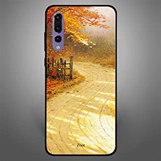 Huawei P20 Pro Autumn Forest Pathway, Zoot Designer Phone Covers
