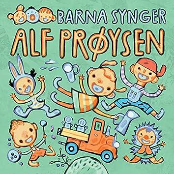 Barna Synger Alf Prøysen