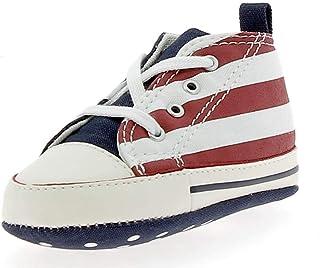converse bambino bandiera americana