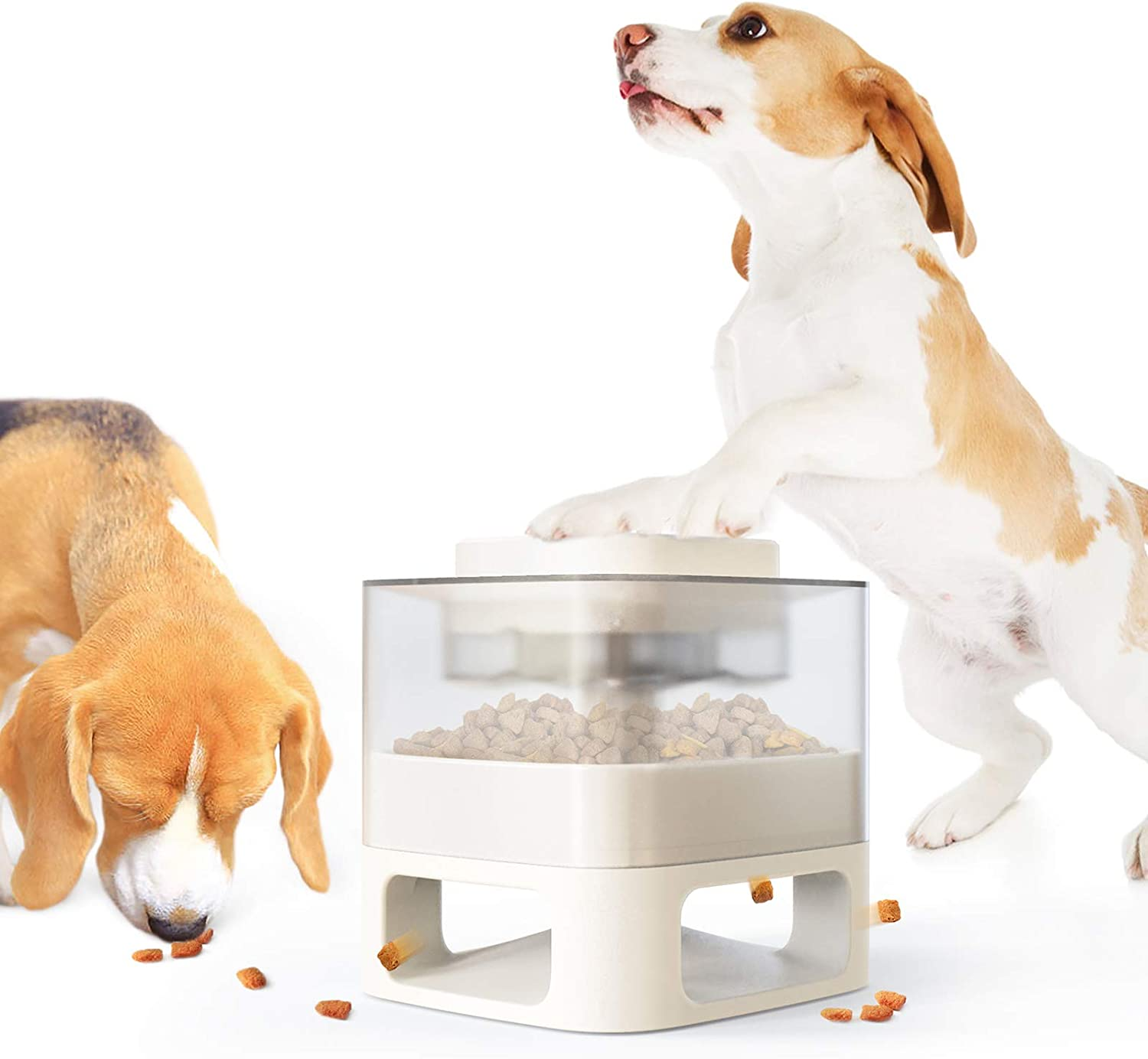 MOOS 2021 Latest pet Dog Sale price Feeding to Le Automatically Bowl Press Some reservation