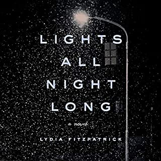 Lights All Night Long audiobook cover art