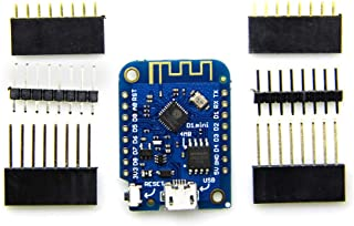 DollaTek V3.0.0 4MB WiFi IoT Development Board ESP8266 Compatible con Nodemcu