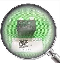 5Pcs JQX-102F 12Vdc Relay for Air Conditioner 20A 12Vdc 4 Pins