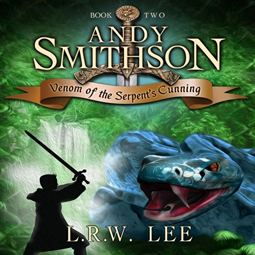 Andy Smithson audiobook cover art