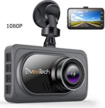 DveeTech Dash Camera for Cars 1920x1080p【Super Night Vision】 3