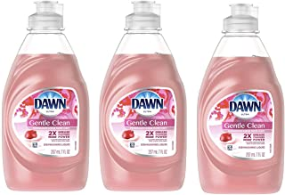 Dawn Dish soap Ultra Gentle Clean Pomegranate and Rose Water Scent