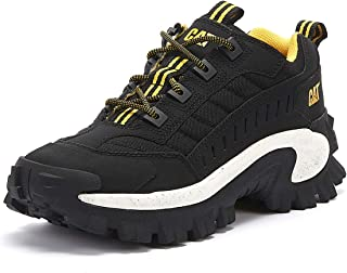 Caterpillar Intruder Black/White Sneakers