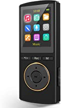 MP3 Player,Musboy 16GB Music Player Support Up to 128GB,Support 1600 Songs,1800 Minutes of Playtime,Portable Media Player ... photo