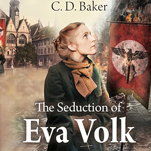The Seduction of Eva Volk audiobook cover art