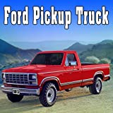Ford Pickup Truck Sound Effects