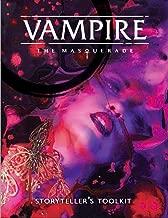 Modiphius Entertainment Vampire - The Masquerade Storyteller's Toolkit