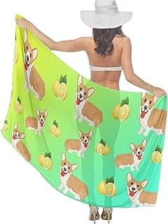 Women Sexy Chiffon Sarong Bikini Cover-up Scarf Wedding Shawl Wrap