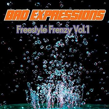 Freestyle Frenzy Vol.1
