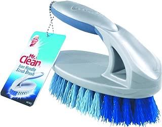 Mr. Clean 442402 Iron Handle Brush, 6-1/2