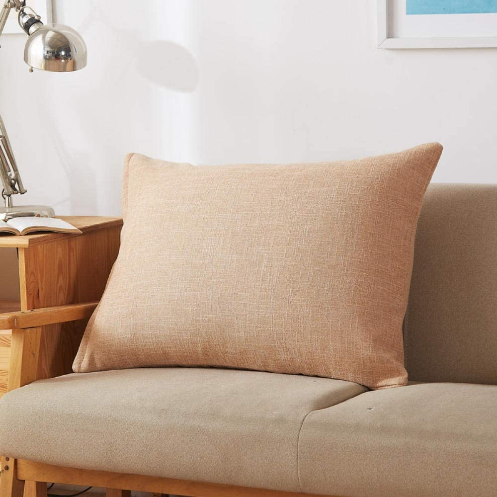 Rectangular Sofa Cushion Washington Mall Ranking TOP2 Cover Bed Canvas Relying Throw on The T