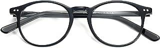 ZENOTTIC Retro Vintage Round Clear Lens Glasses...