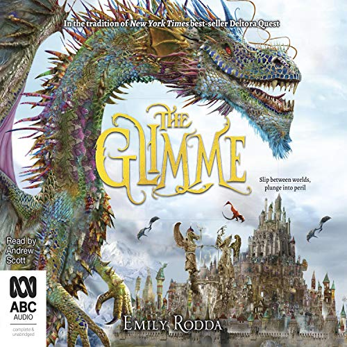 The Glimme cover art