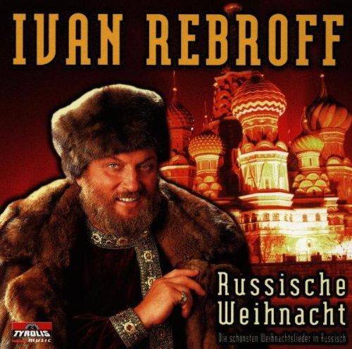 Weihnacht Mit Ivan Rebrof [Import Allemand]