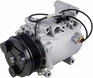 AC Compressor & A/C Clutch For Mitsubishi Lancer Galant Eclipse Endeavor Outlander - BuyAutoParts 60-01693NA NEW