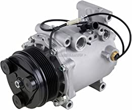 AC Compressor & A/C Clutch For Mitsubishi Lancer Galant Eclipse Endeavor Outlander - BuyAutoParts 60-01693NA NEW