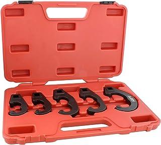 Conjunto de ferramentas de ajuste de braço e haste de amarrar ABN – Kit de ferramentas de ajuste de haste de amarrar 5 peç...